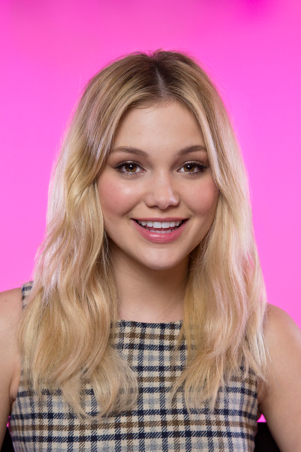 Olivia Holt Photographed for Teen Vogue Video