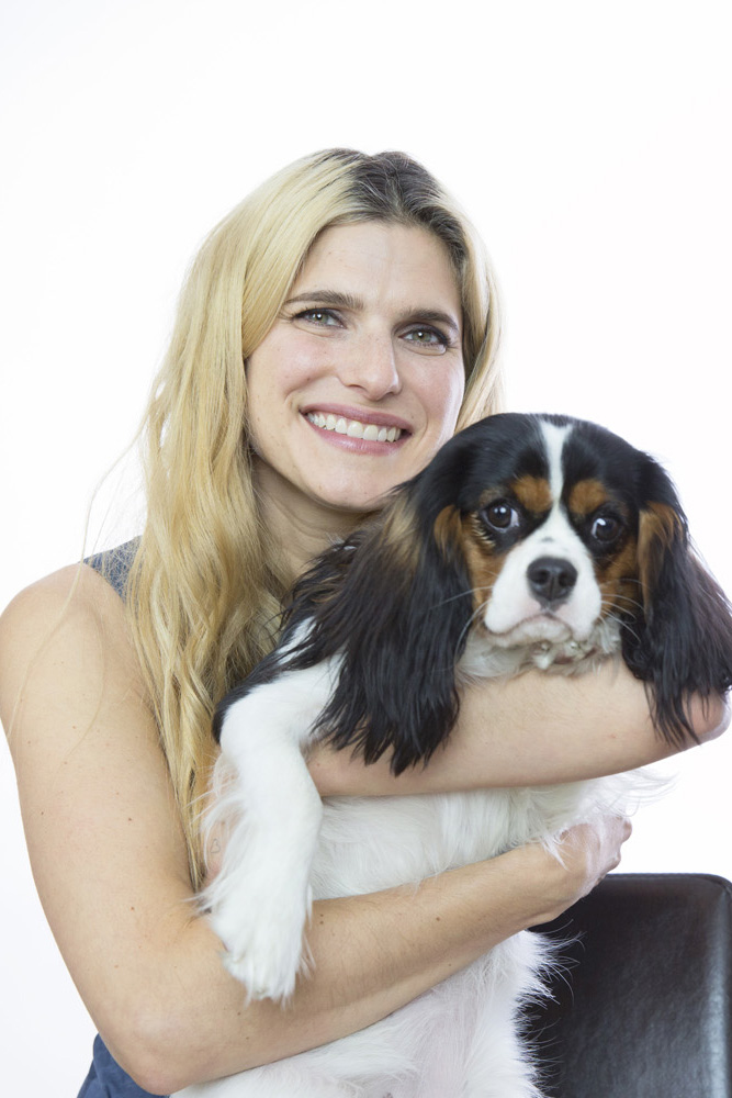 Lake Bell during The Secret Life of Pets Junket - Video for Glamour Magazine