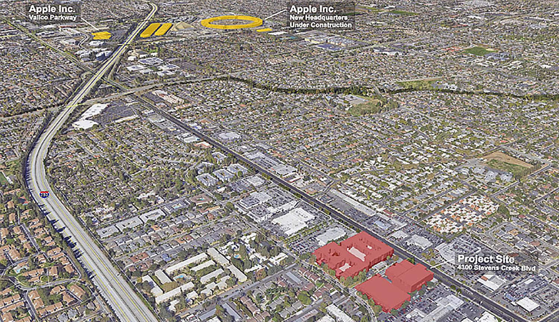Miramar Capital Projects_Stevens Creek Map.jpg