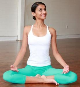 rutu chaudhari yoga teacher