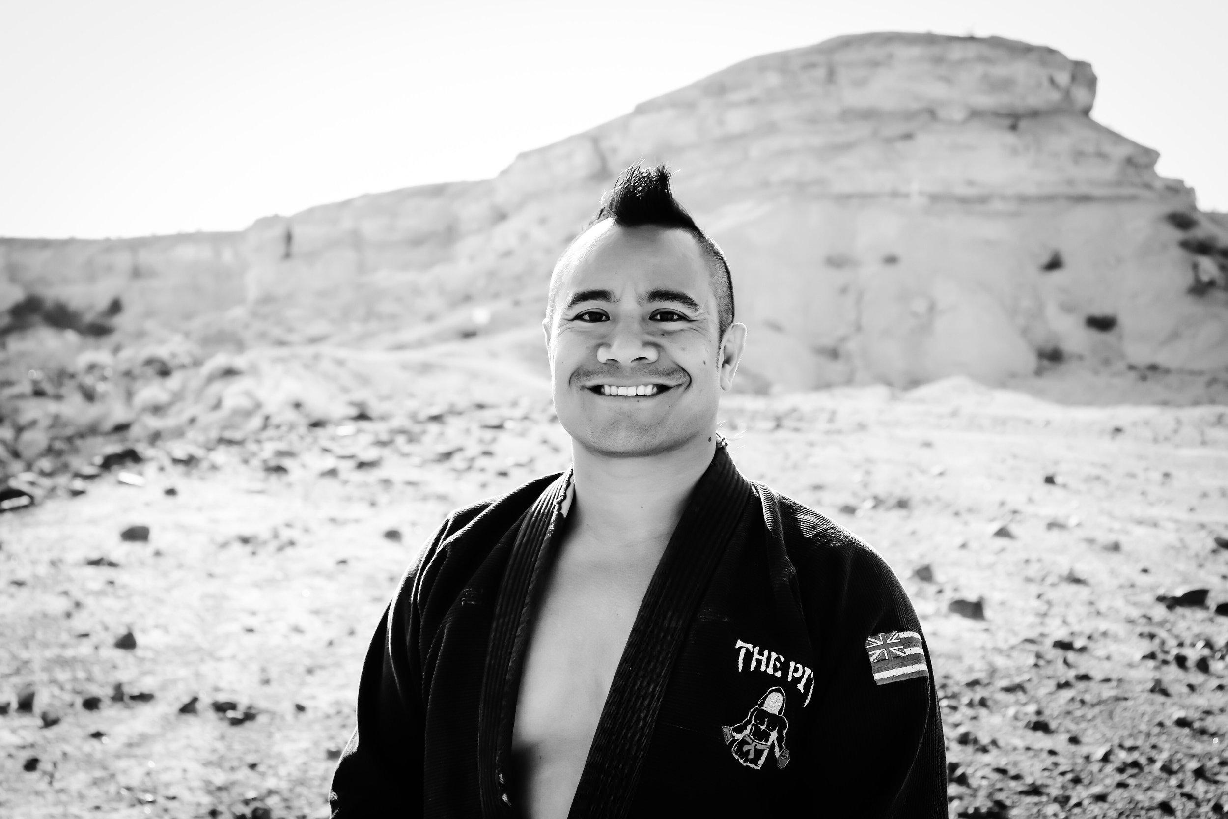 Eric Umali - Head instructorfounder / managing partner