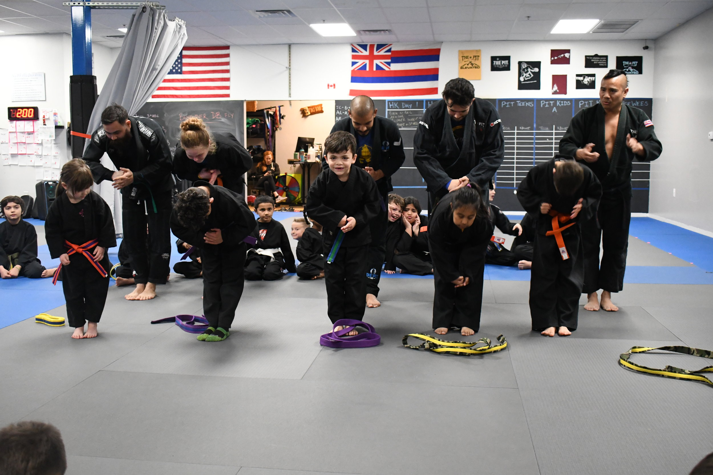 Choosing a martial arts school is an important decision