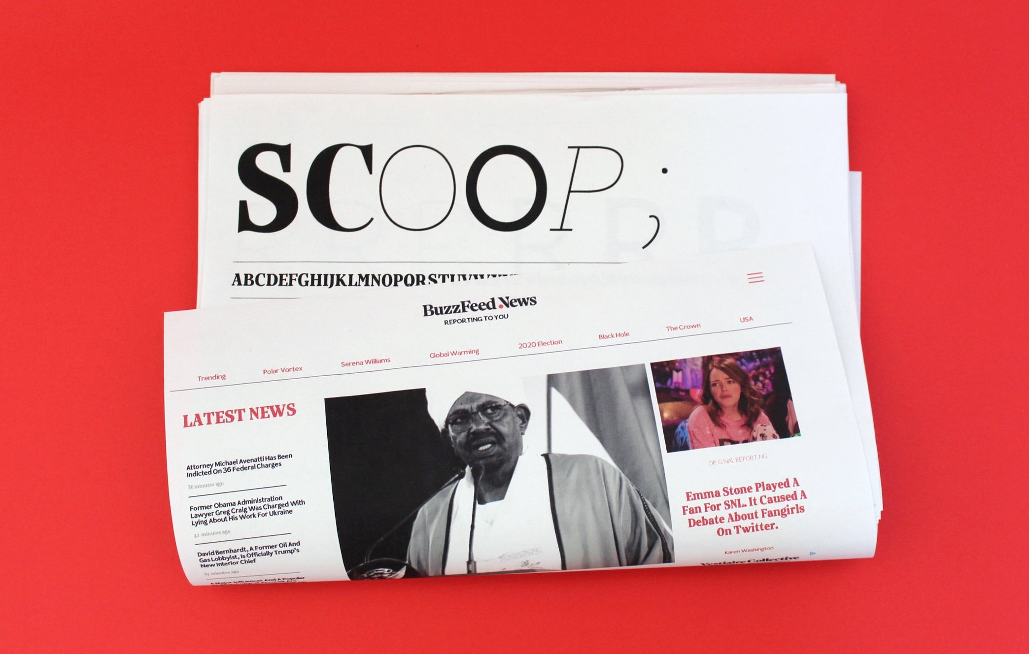 Scoop Typeface ✎  A work-in-progress font family for use in online publications (with Margaux Chambon and Cécile Heidemann).