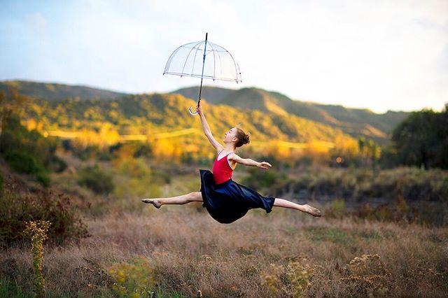 If Mary Poppins was a ballerina . . . . . . . . . . . . . . . #ballerina #ballet #pointe #dance #dancers #pointeshoes #balletlife #balletphotography  #balletdancer #balletfeet  #instaballet #workout #flexible #dancer #worldwideballet #photooftheday #thepointeshop @thepointeshop @russianpointebrand @discountdance #balletbeautifulgirls #dancelovedance #balletaddiction #balletdesire @ballerina.nation #ballerinaplans #instadance #move #bend #love #beautiful #colorful #forest #jump