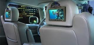 Rear Seat Entertainment Santa Barbara