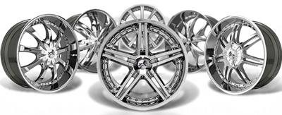 Custom Rims Wheels Santa Barbara