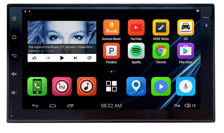 ATOTO 7in Media Receiver Android Car Stereo
