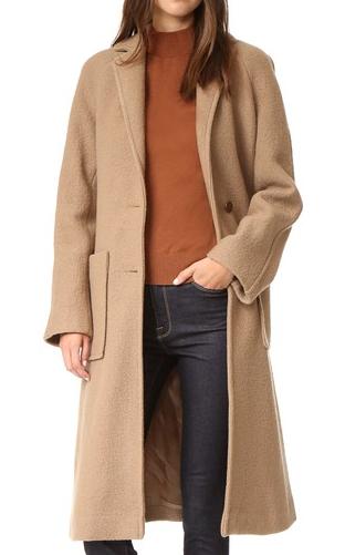 Apiece Apart Taos Wrap Coat