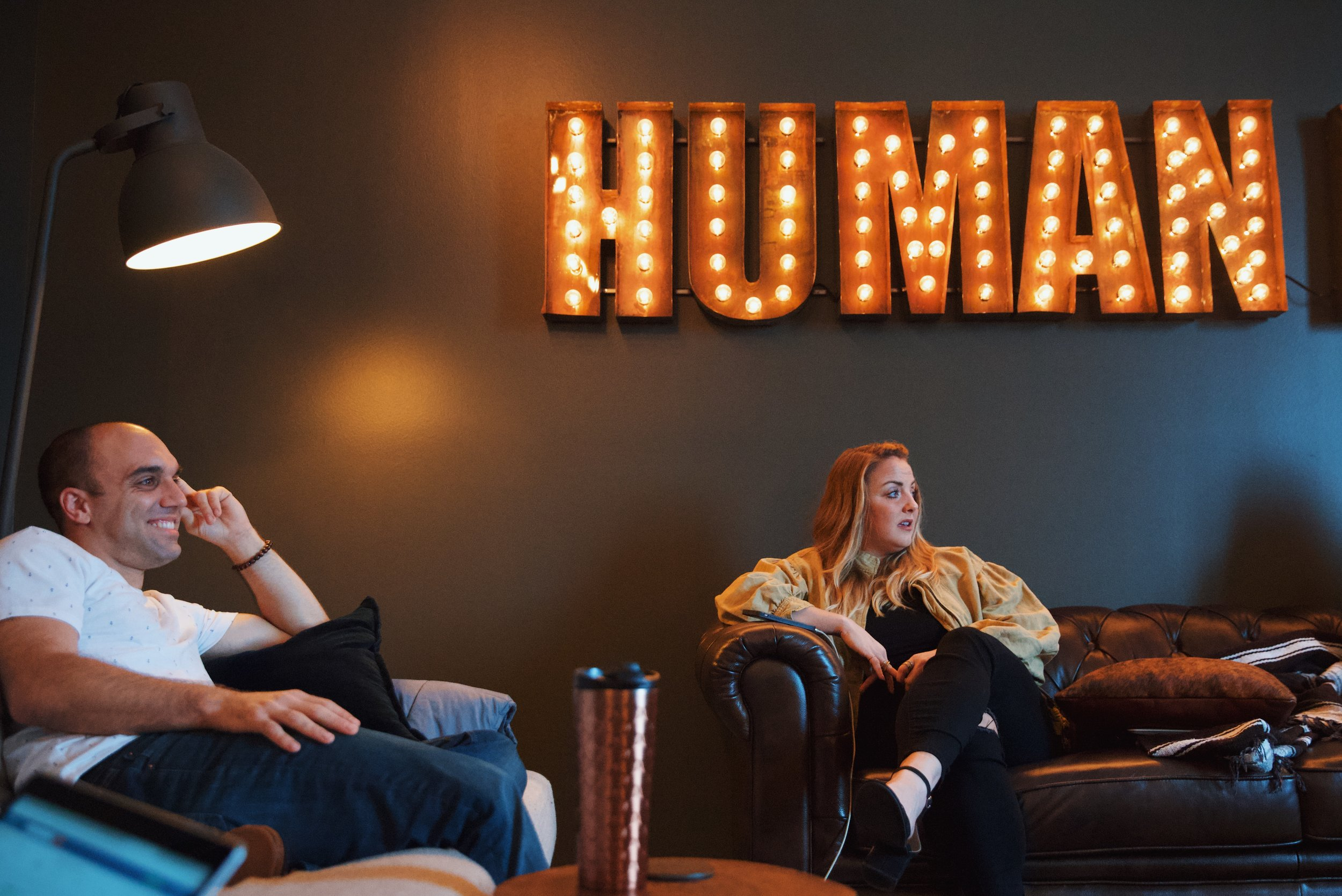 HumanHQ houston heights personal development small group coaching networking new to houston young professionals