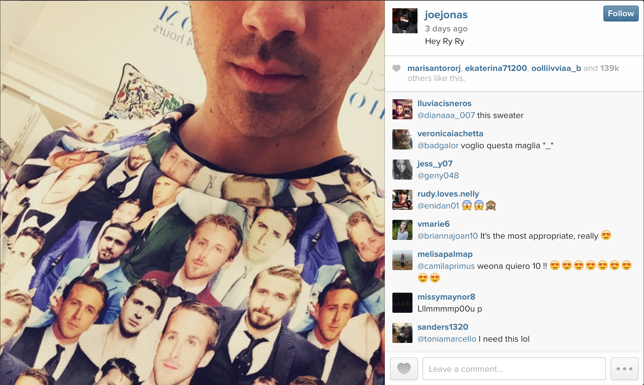 Joe Jonas in Ryan tee.png