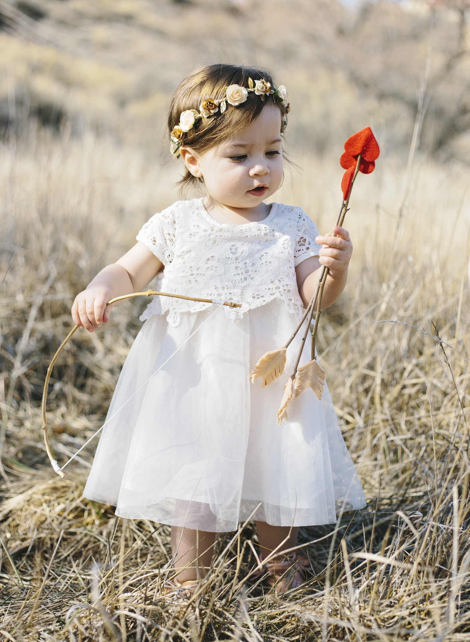 Captured by Shantell Blog | Farmington New Mexico Family Photographer | Valentines Day Mini Session