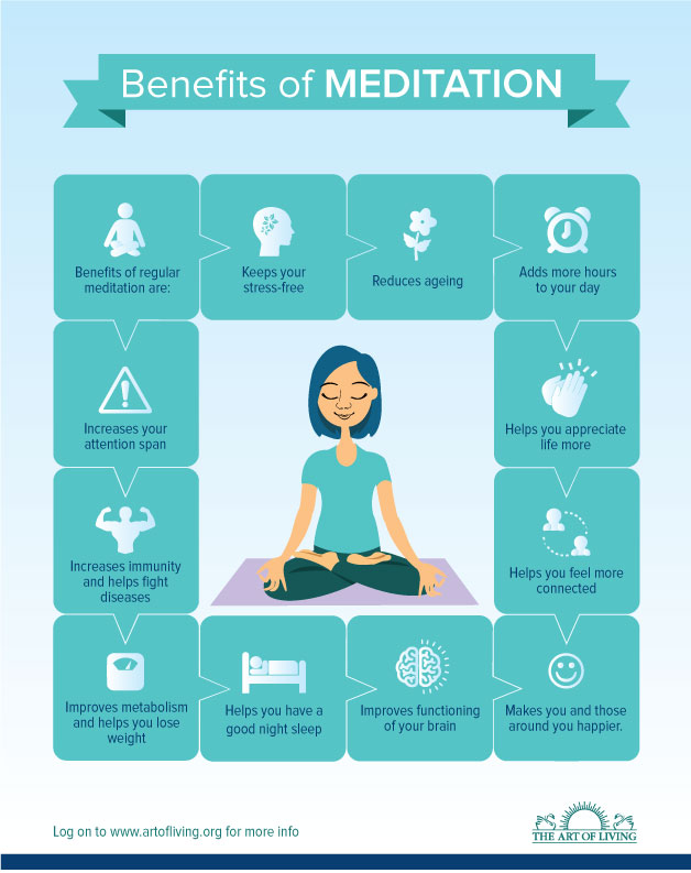 Meditation is so good for you! Lets bring the meditation to the bedroom...