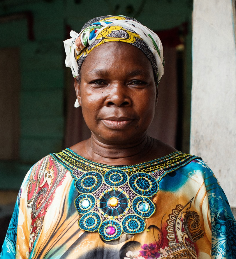 Mama Germaine is a powerful Nima from Gabon who has been working with the tradition in Cocobeach for decades.