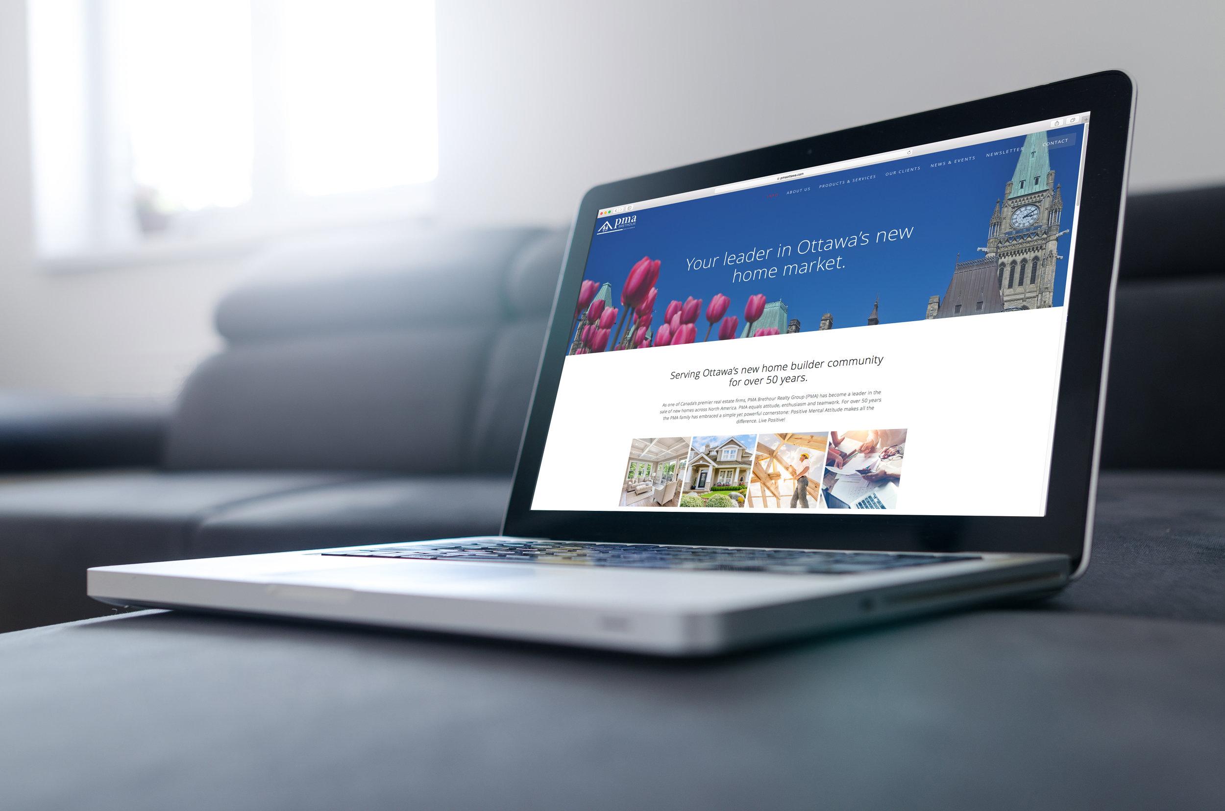 PMA Ottawa Website