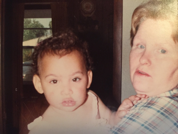 Mean muggin since the day I was born. Can't touch me when I got my Granny!