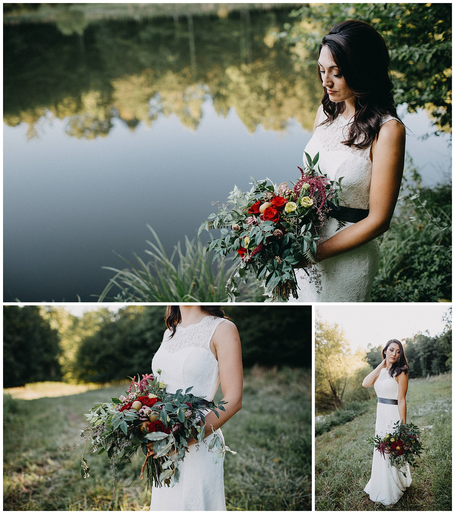 Bridal Session in Goode, Virginia