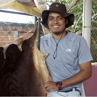 Brayan, co-founder Regional Expert + Guide