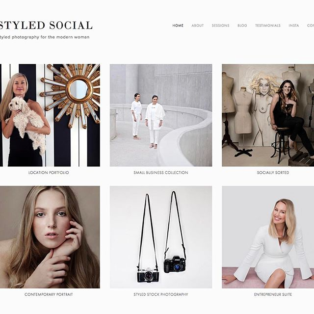 We are super excited to share the launch of Styled Social with you guys!! It's taken a bit of blood, sweat and tears (actually probs more like ....wine) but we couldn't be happier. If you need personal branding photography for your killer small business, lets chat!
