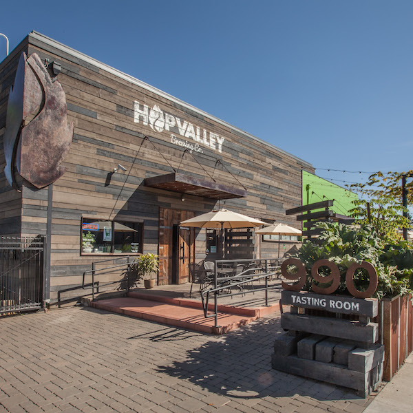 Hop Valley Tasting Rooms & Patio