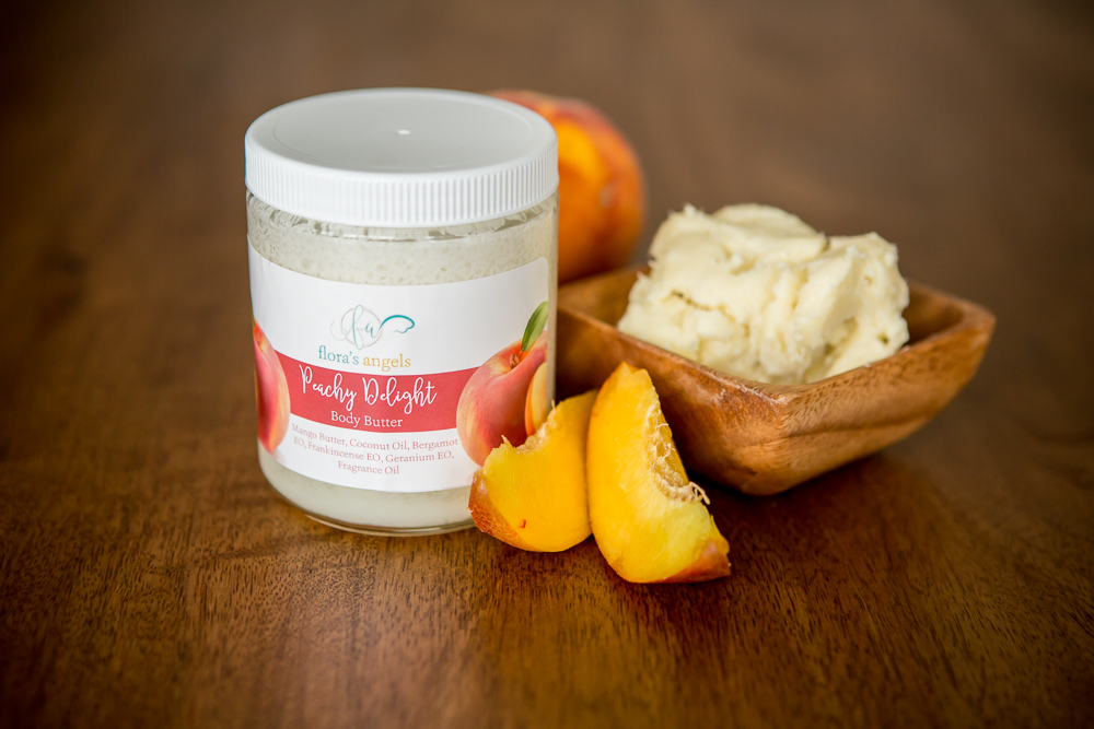 PEACHY DELIGHT BODY BUTTER (from $12.50)