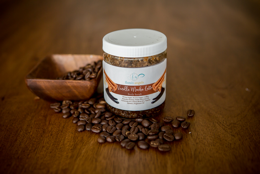 VANILLA MOCHA LATTE BODY SCRUB (from $14.50)