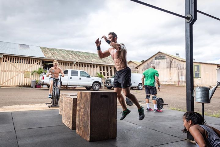 Crossfit UpCountry Maui