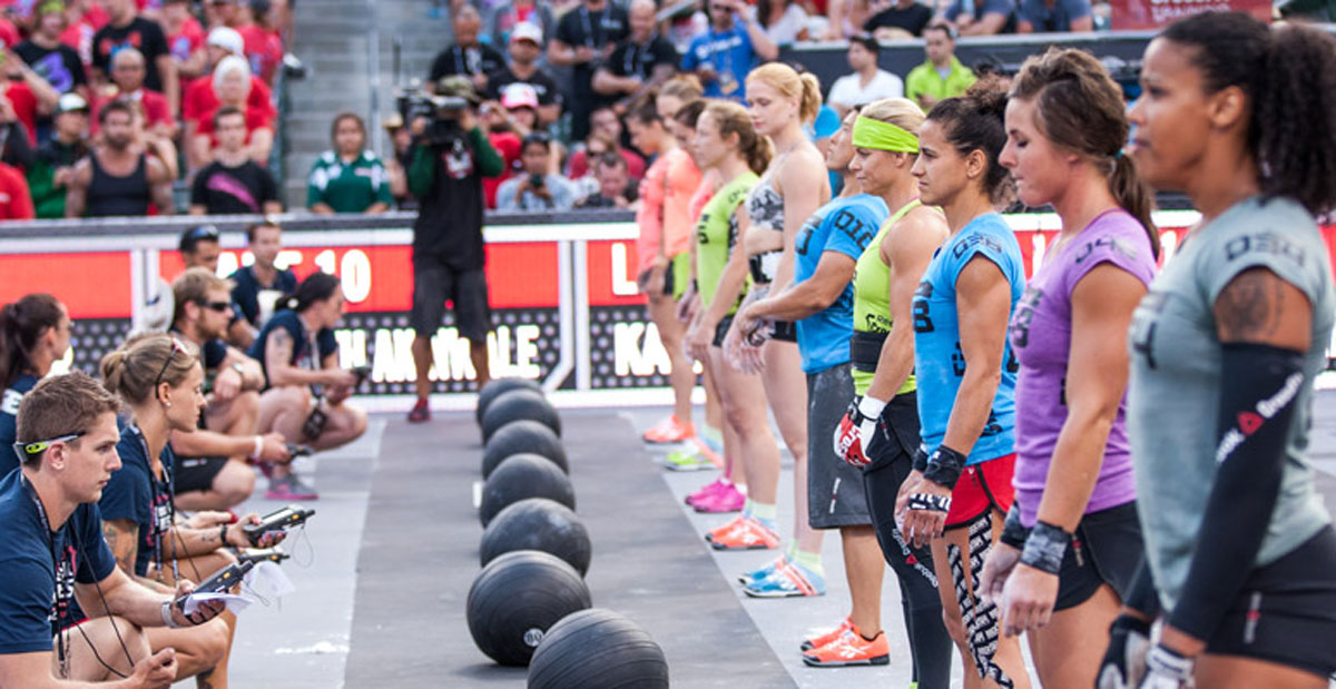 Image from CrossFit Games Media