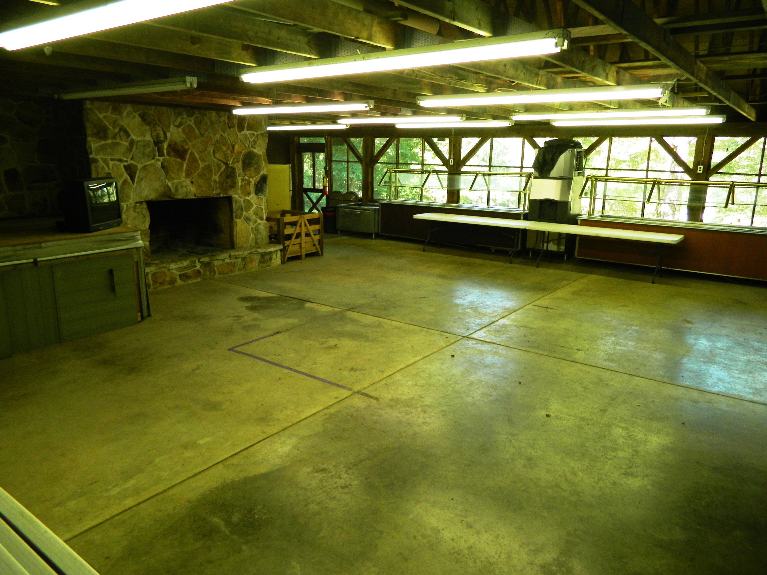 Trading Post Meeting Area