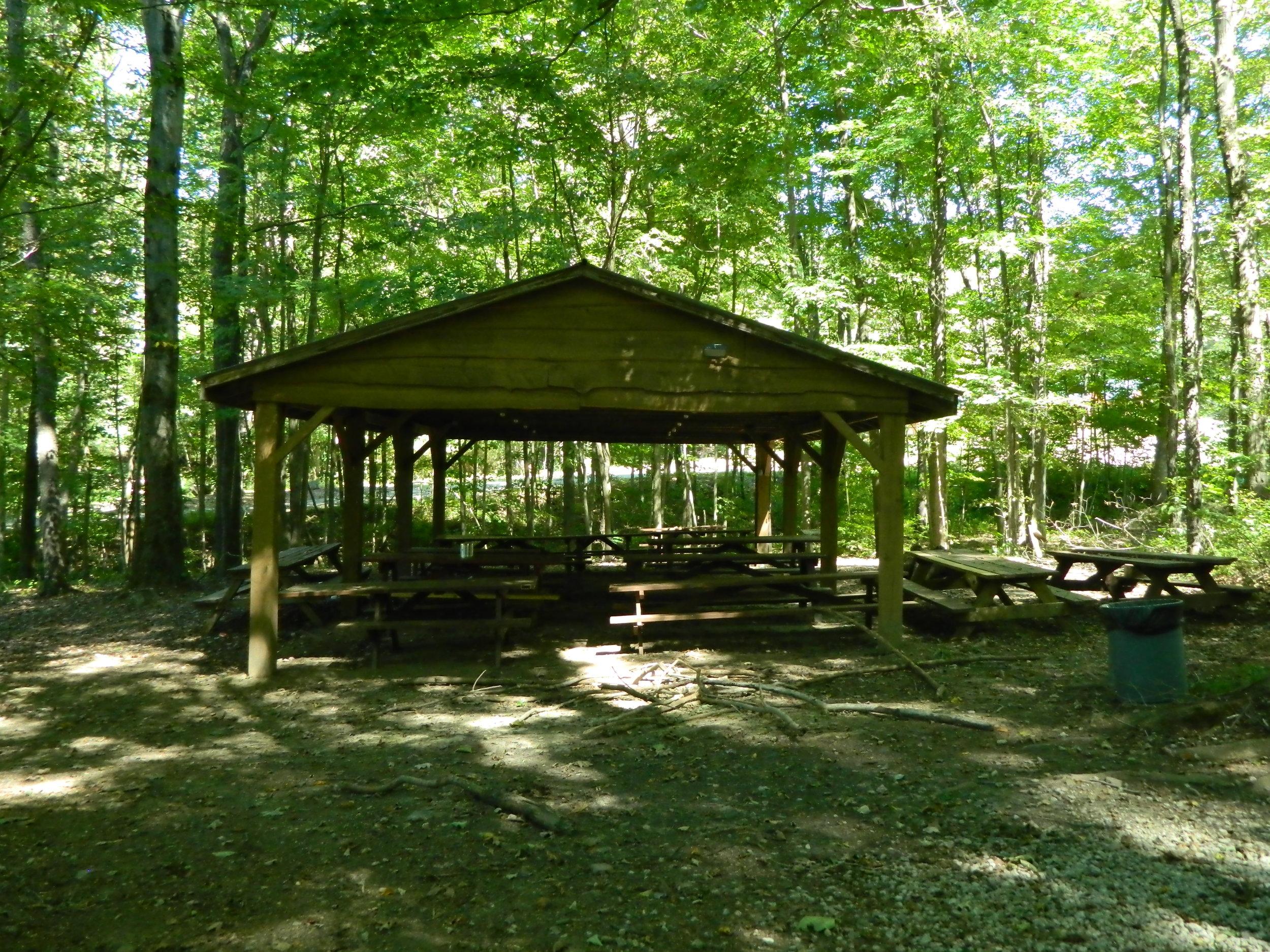 The Grove Picnic Pavilion