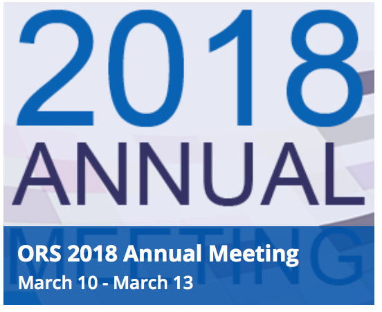 ORS 2018 - Dr. Chu will be giving a poster at the Orthopedic Research Society 2018 Annual MeetingMarch 10, 2018 – March 13, 2018Hyatt Regency New Orleans, New Orleans, LARead more...