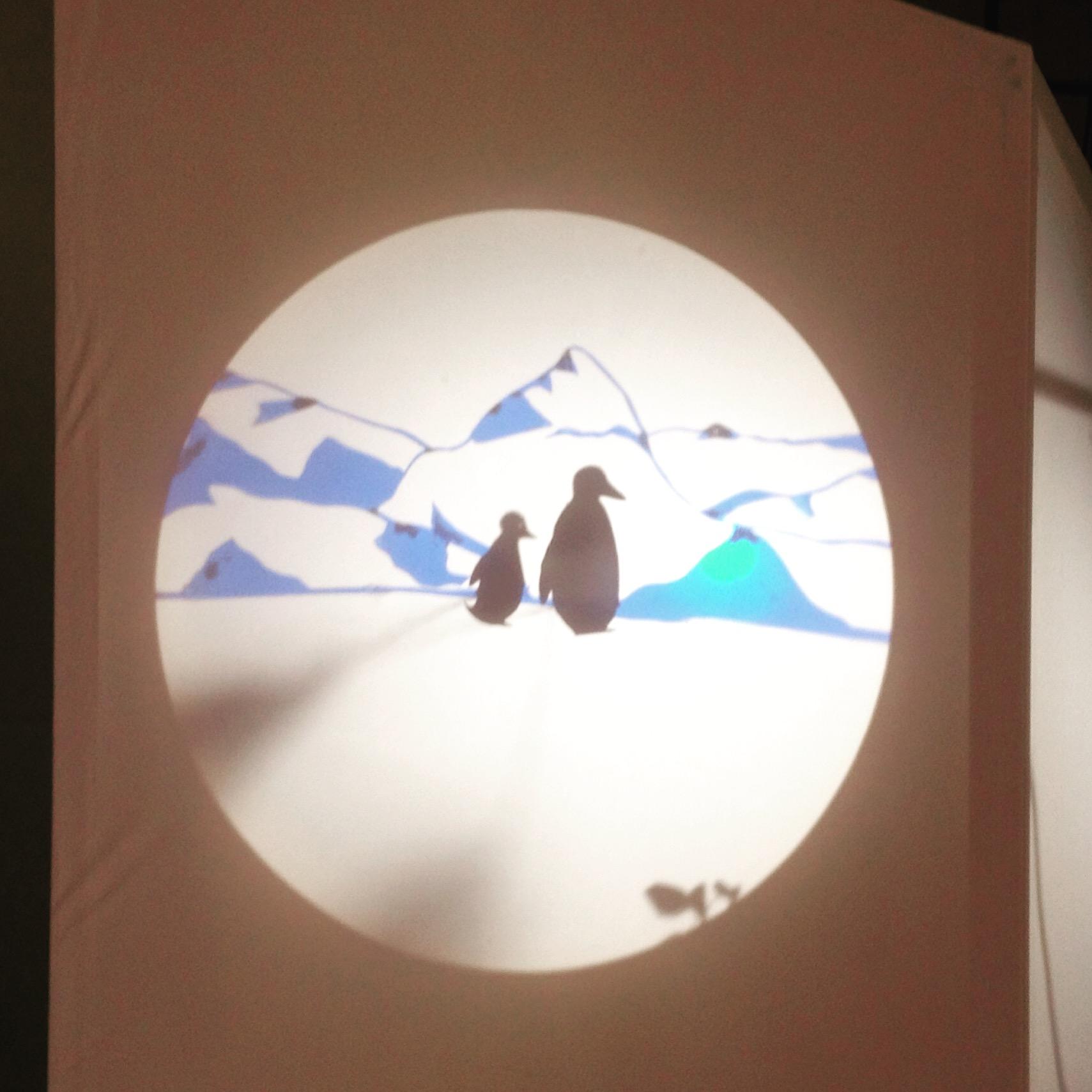 The penguin's story