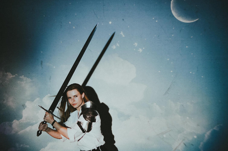 Publicity image for West Of The Moon