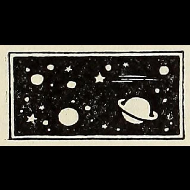 Astronomy Vignettes. 1932 #spacemaps  #vitalimaps