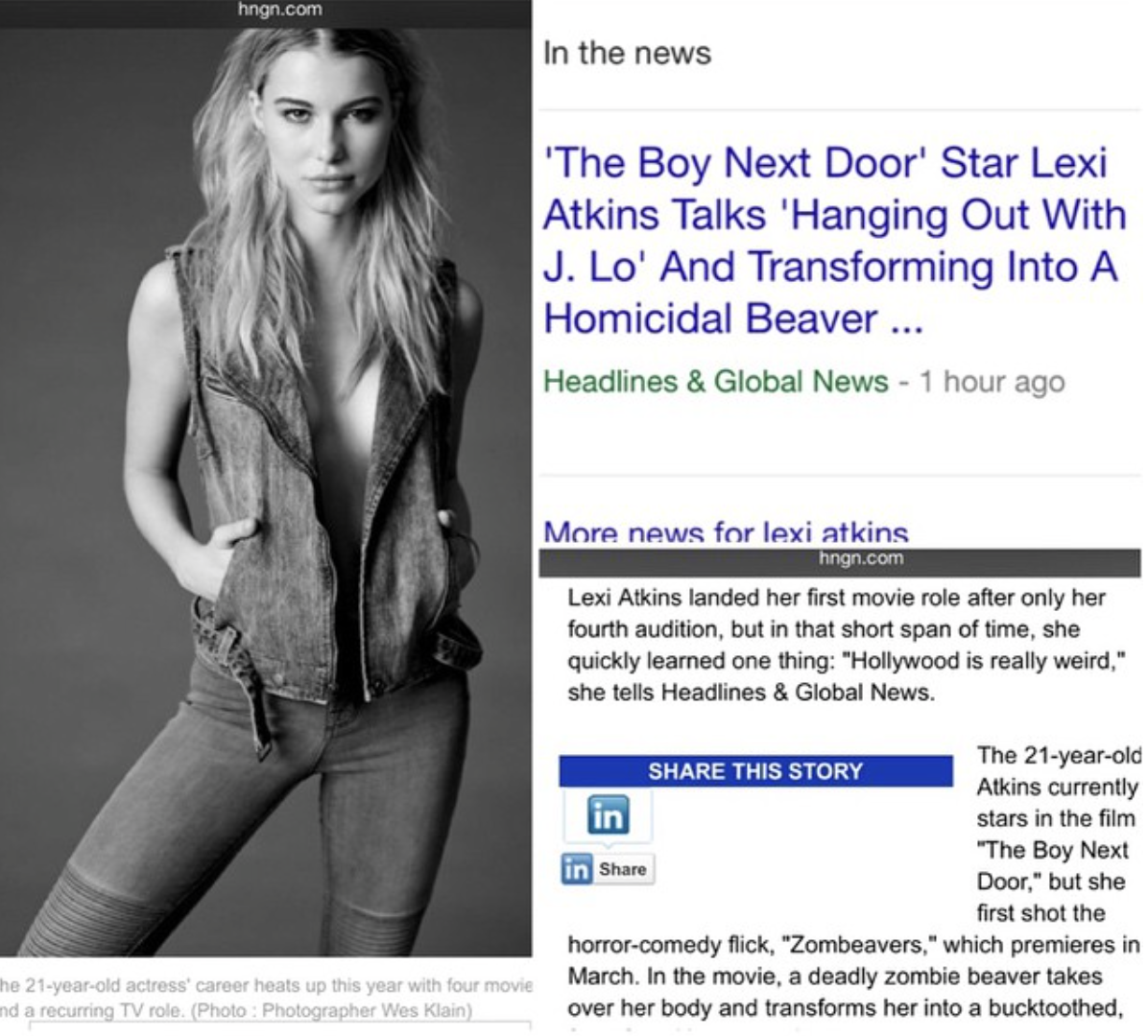 Headlines & Global News