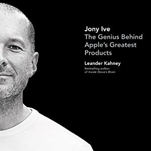 Rating- 4.5/5  I've read this book 4 times.   Jony has a unique perspective on product design and was the driving force behind all of Apple's big hits.
