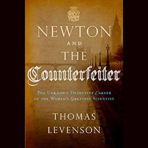 Rating 2.5/5  Didn't really like it.  Cool to learn about Newton but I don't feel like the book delivers on it's promise to talk about this battle between Newton and a crook who figured out a scam to conterfeit money.