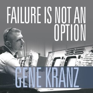 Rating- 4/5  Cool look at early NASA (specifically the harrowing Apollo 13 mission).  Amazed at what they could do with so little.  Gene Kranz is a legend with ice water running through his veins.
