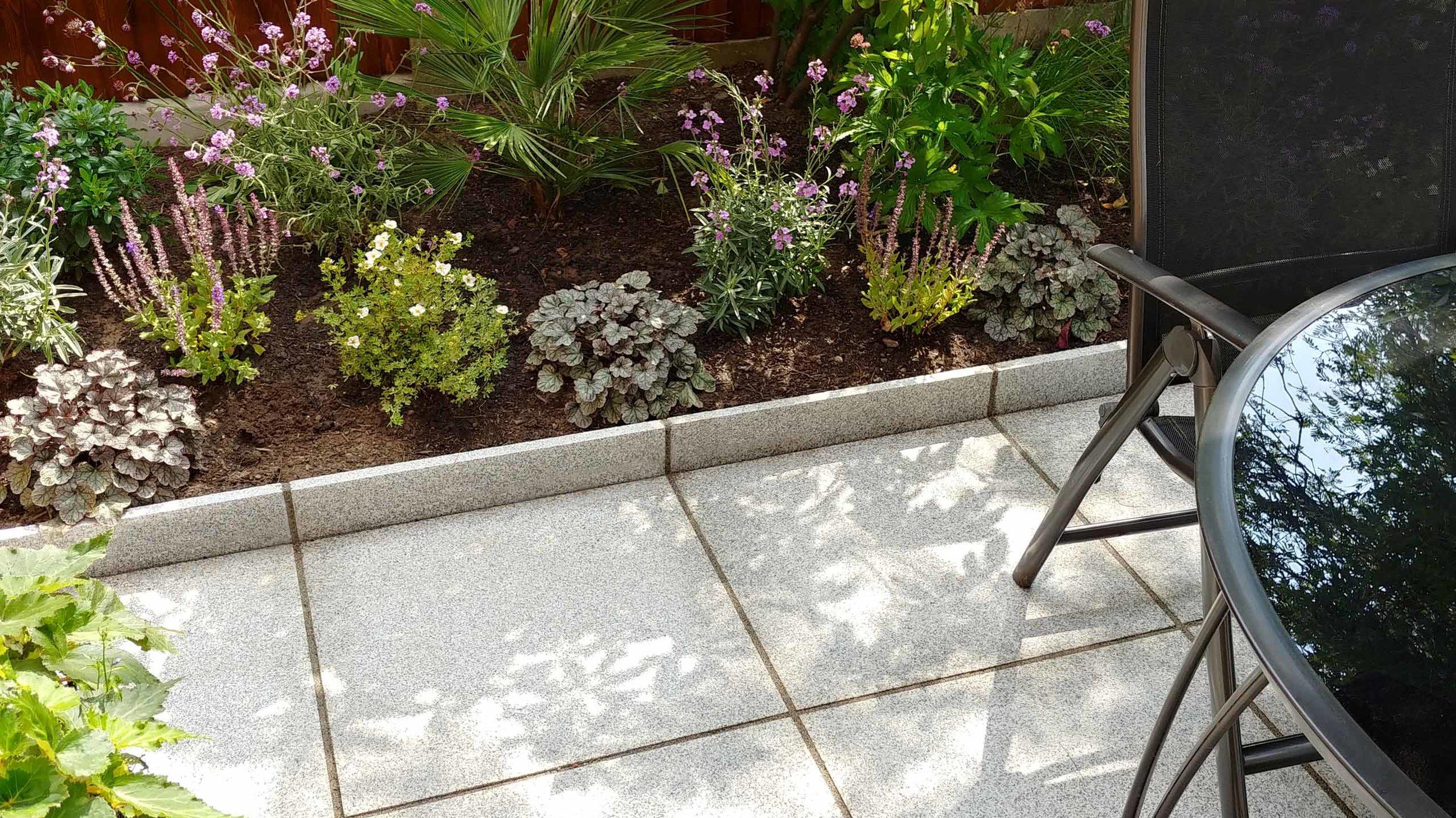 Cheshire Garden Design: Japanese Garden: Perennial Border