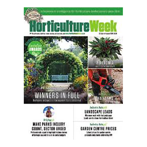 Horticulture Week:12th June 2013
