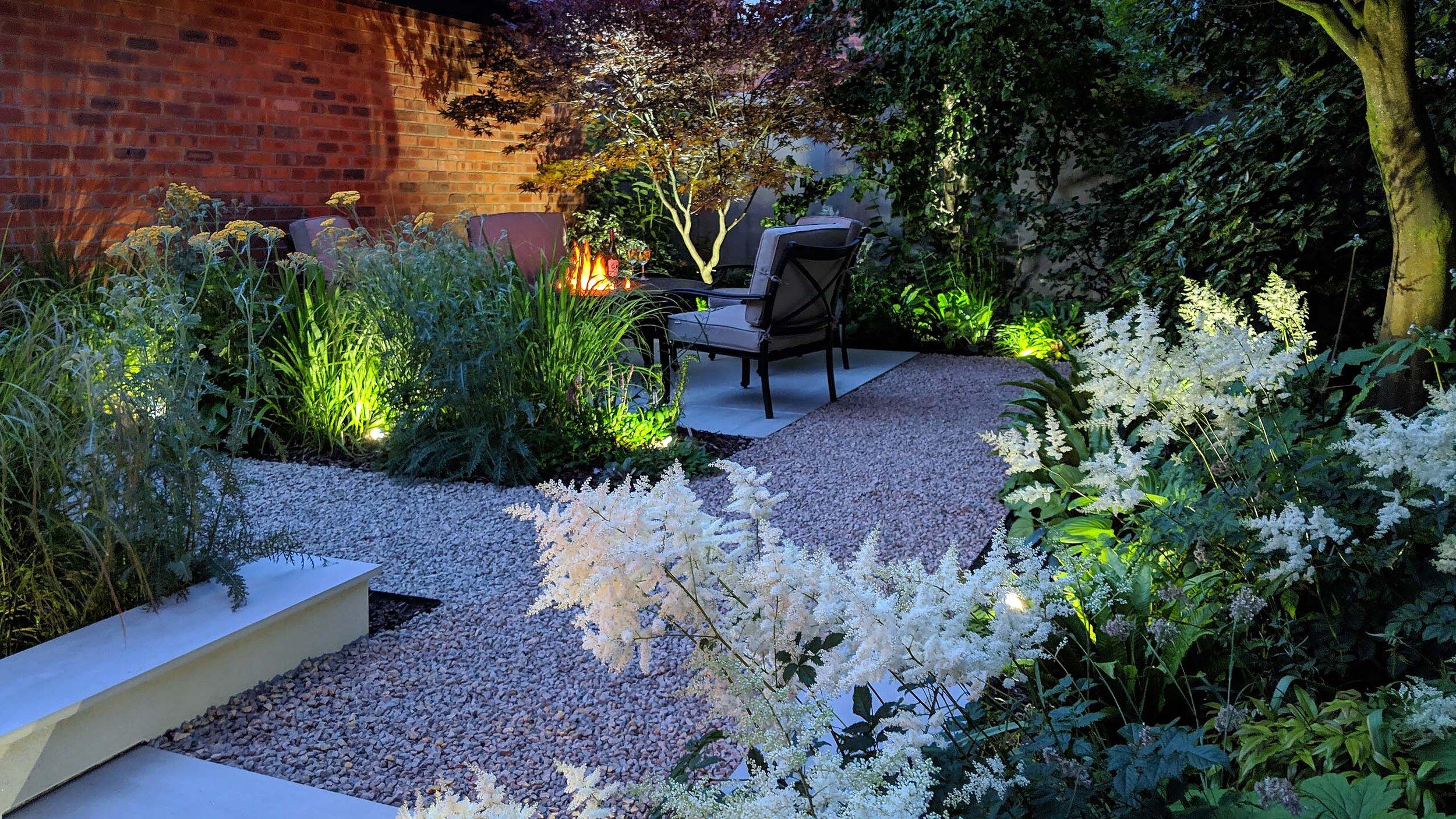Cheshire Garden Designer And Landscaper