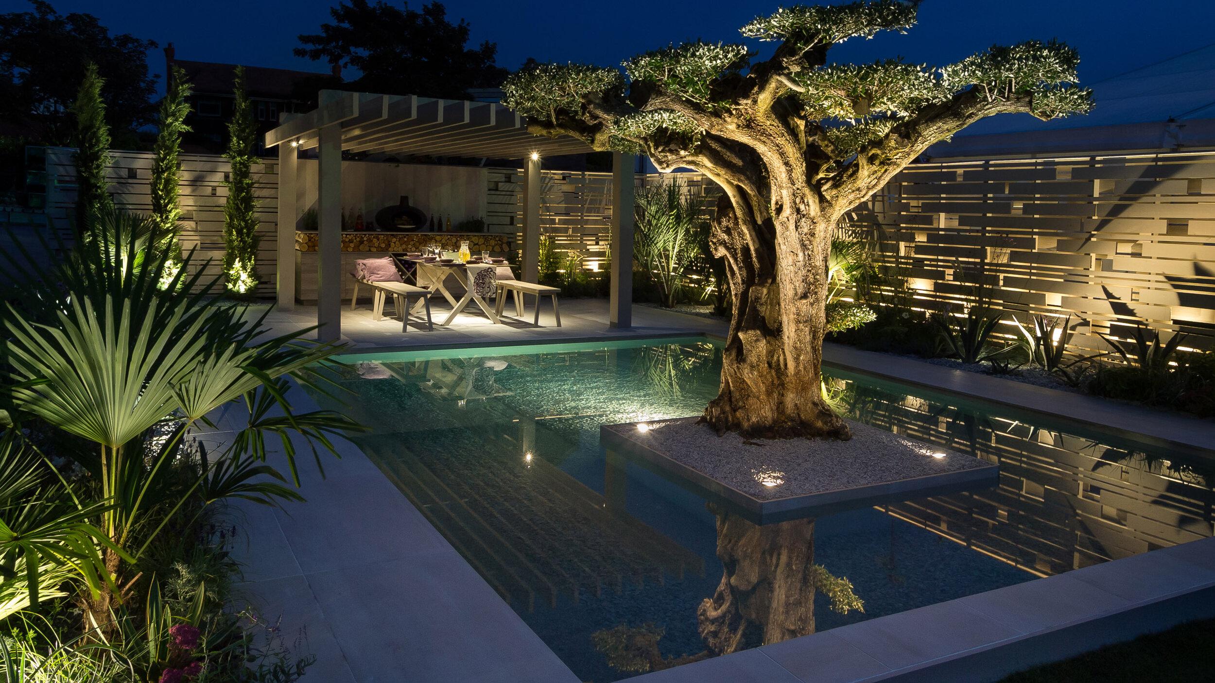 Cheshire Garden Designer and Landscaper: Kirman Design