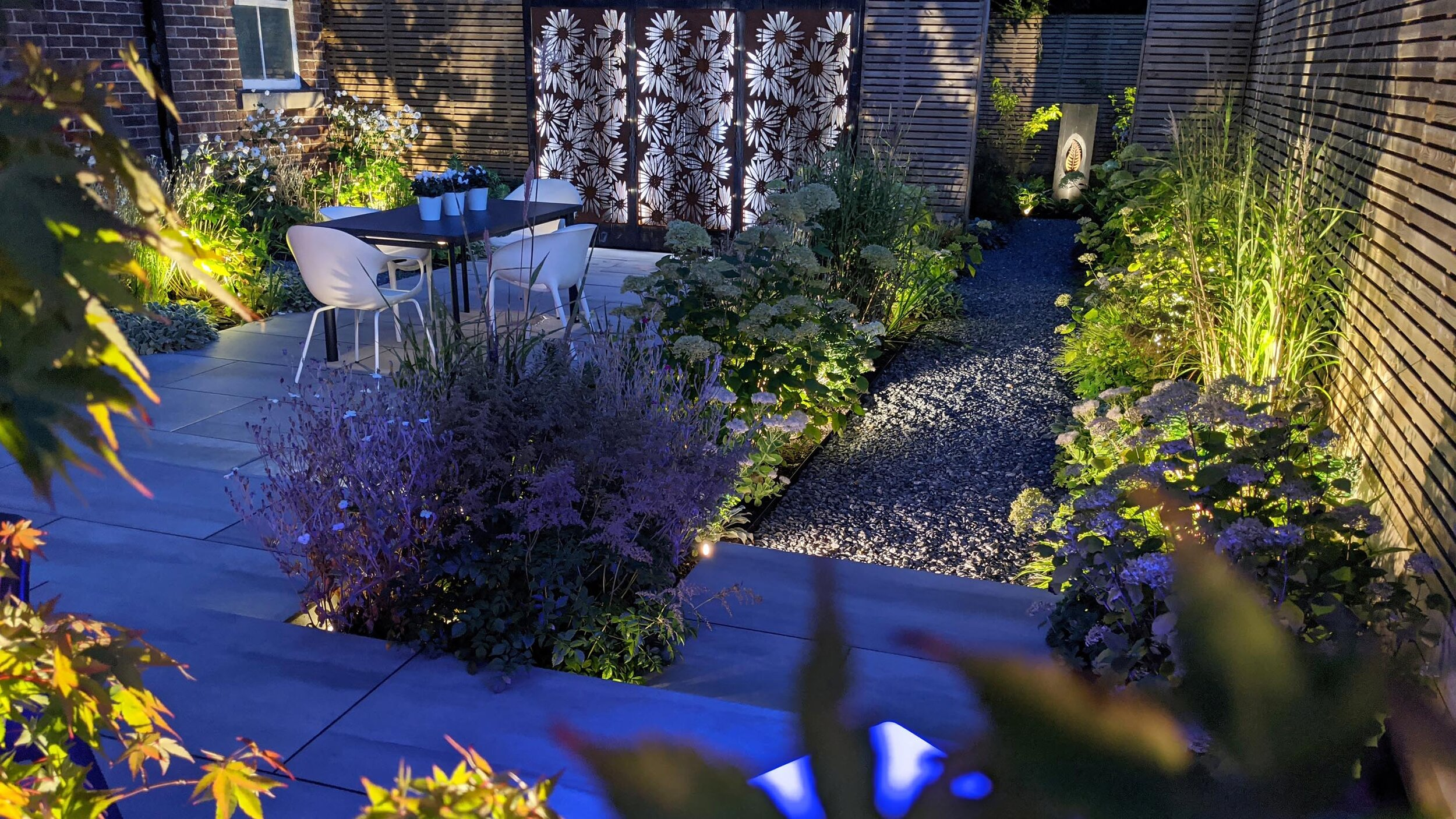 Cheshire Garden Designer And Landscaper Kirman Design