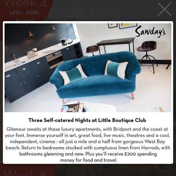 Excited to be part of the Pizza Express 'bring me sunshine campaign' with Sawdays #pizzaexpress #littleboutiqueclub WIN a 2 night stay at littleboutiqueclub this week only