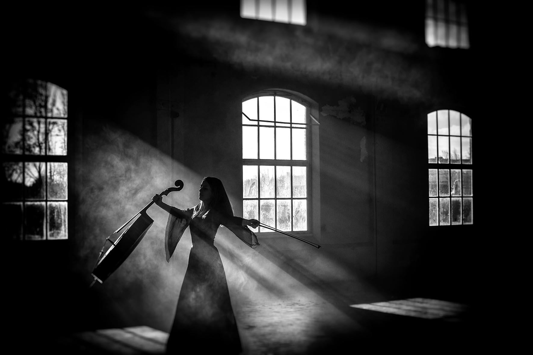 love and music - a portrait of Teodora Nedyalkova