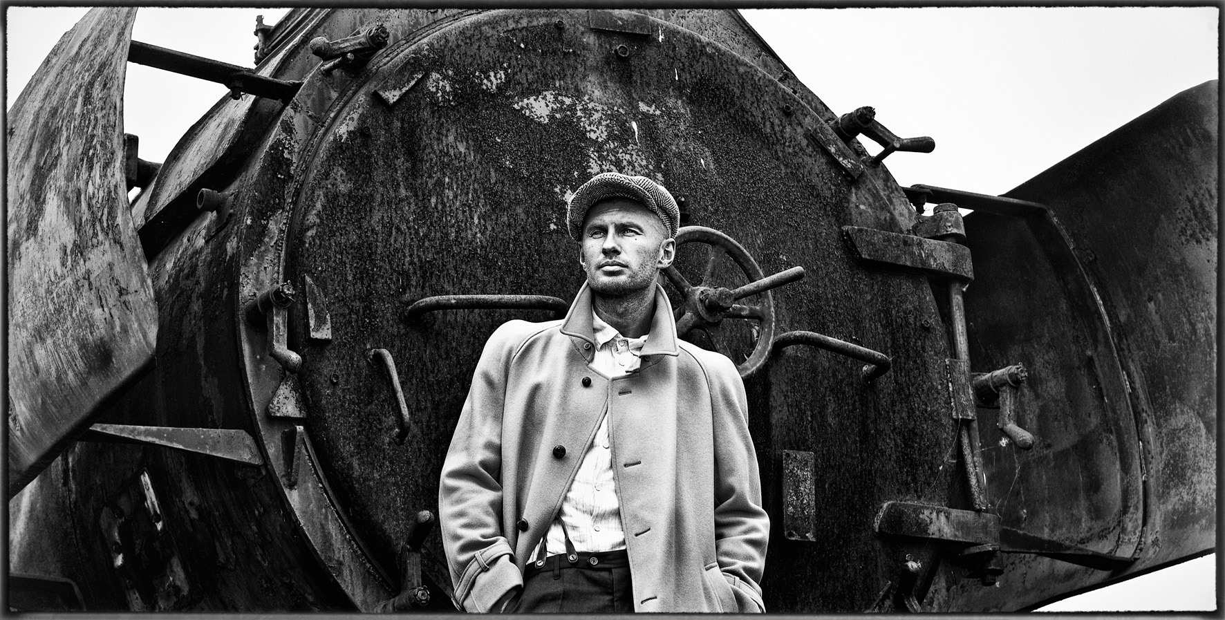 Evgeniy Levchenko - back in time