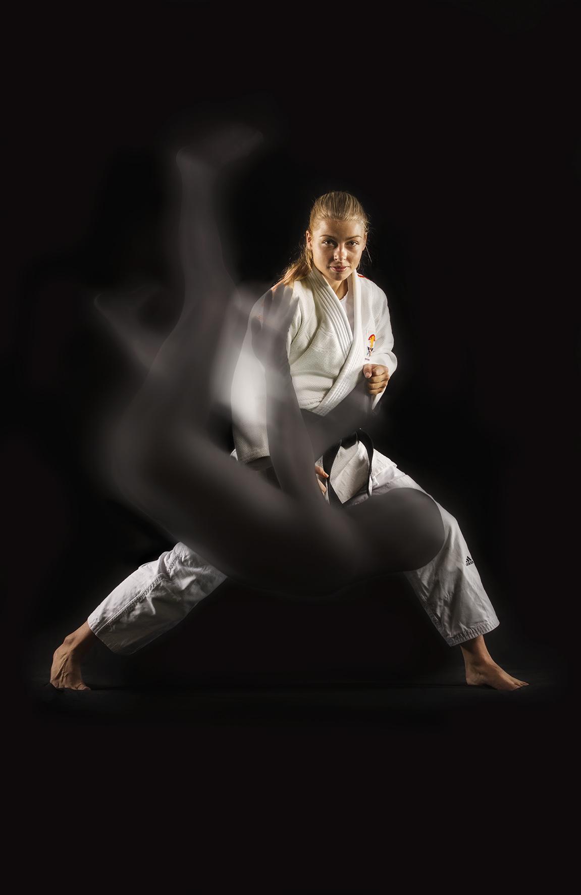 Jennifer Wichers - Dutch Champion Judo /  Hanze University Groningen
