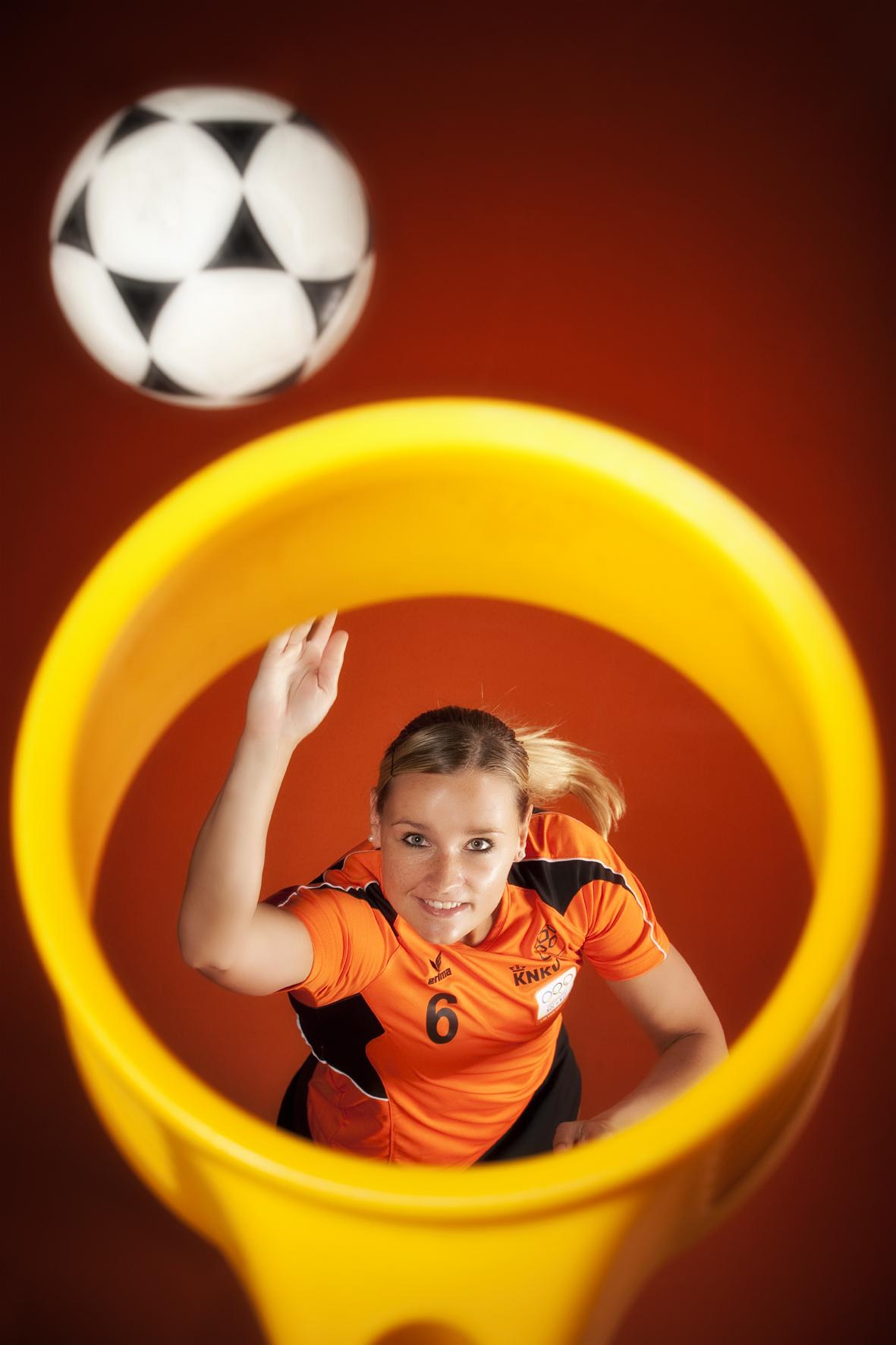 Rianne Echten Volley-ball / Hanze University Groningen