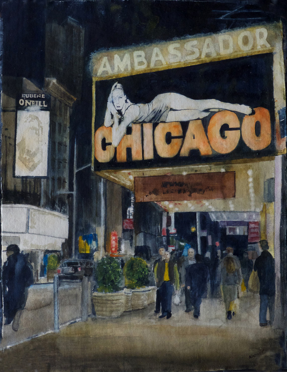 CHICAGO-49th STREET NYC