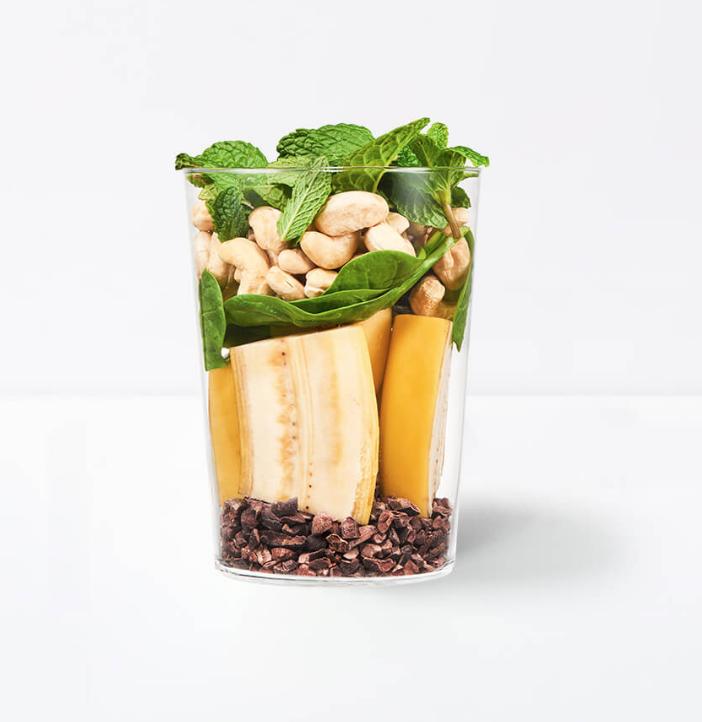 Daily Harvest smoothie ingredients