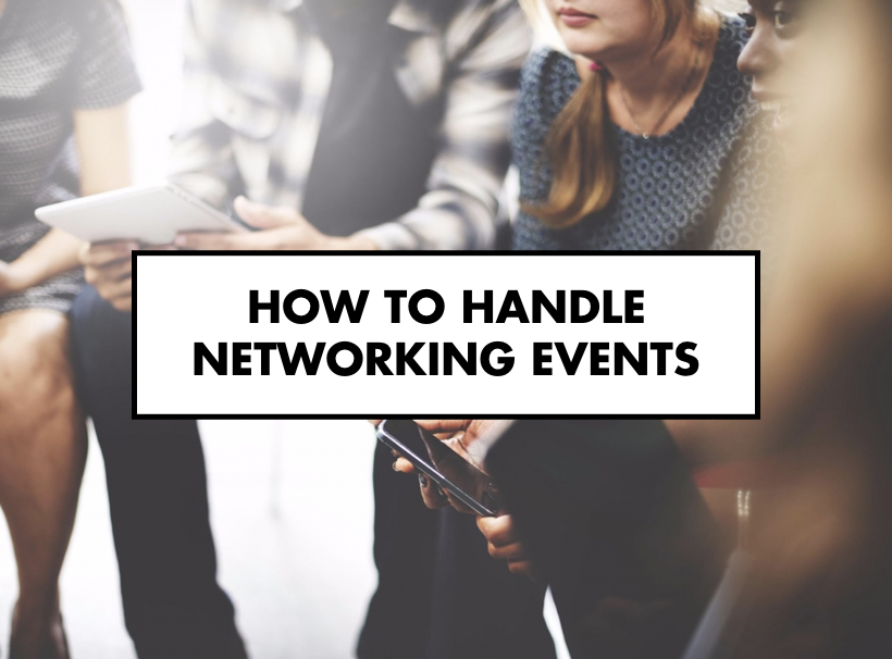 How to handle networking events